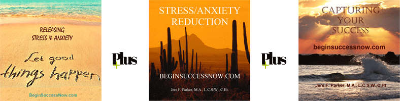 click link for the Stress Reduction and Success Combination package download