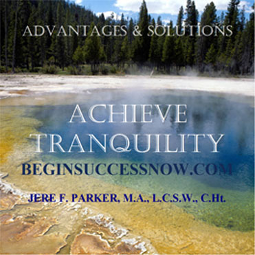 cover for Achieve Tranquility MP3 download