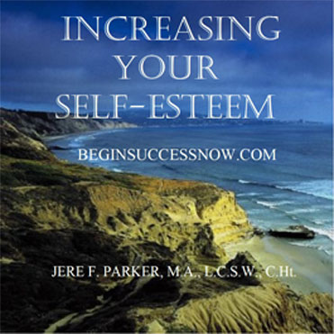 cover for Increasing Your Self-Esteem MP3 download