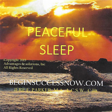 cover for Peaceful Sleep MP3 download